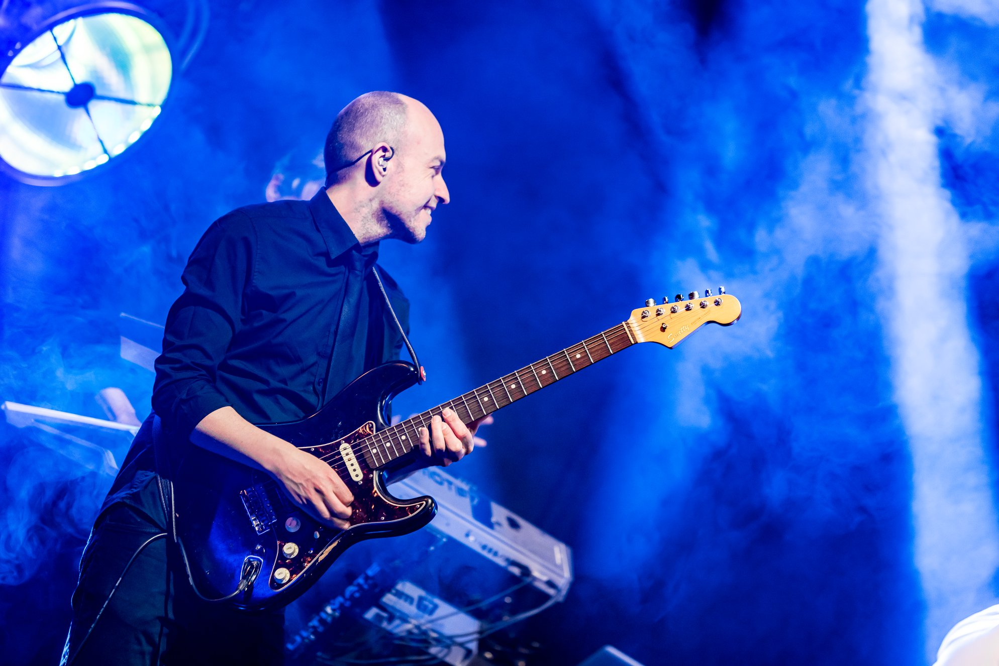 Gitarist coverband ACT ON DEMAND - Niels van der Steenhoven